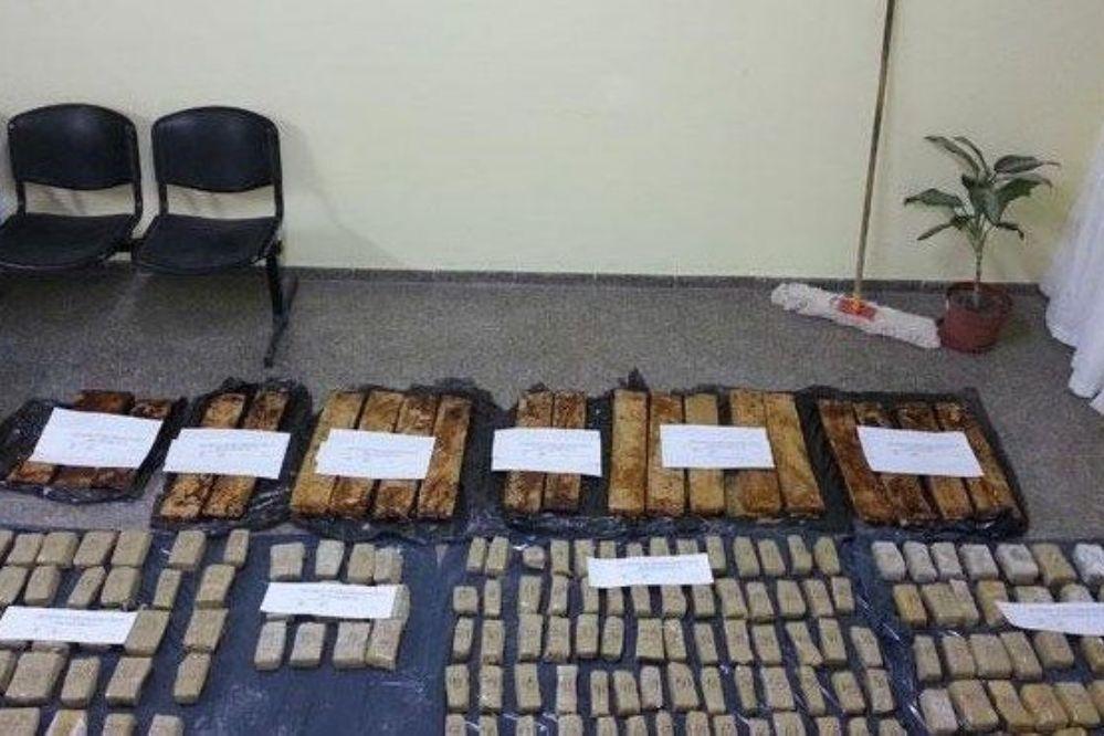 NARCOTRAFICO: Dejó 86 kilos de marihuana en una localidad Pampeana y ahora fue detenido