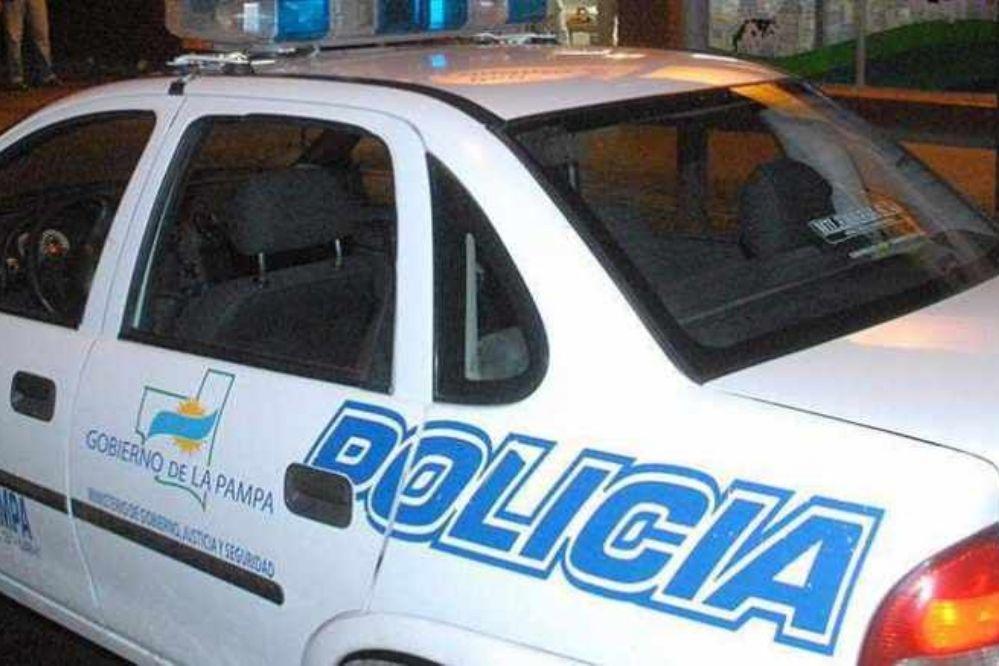 LUAN TORO :Un policía fue detenido por un hecho de abigeato