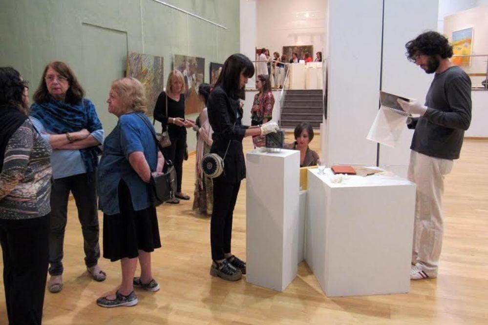 GENERAL PICO: 'Pinceladas de Mujer' y 'Libro de Artista', para ir a ver