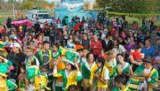 GENERAL PICO: Ritmo y colorido en el Primer Encuentro de Murgas