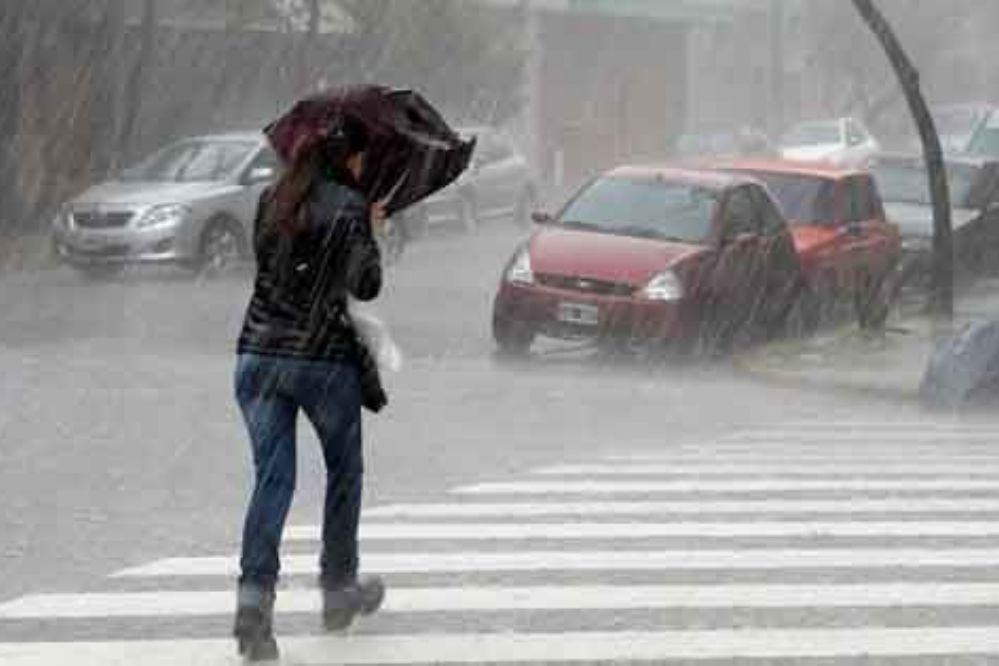 ATENCIÓN: Hay alerta meteorológico para la zona