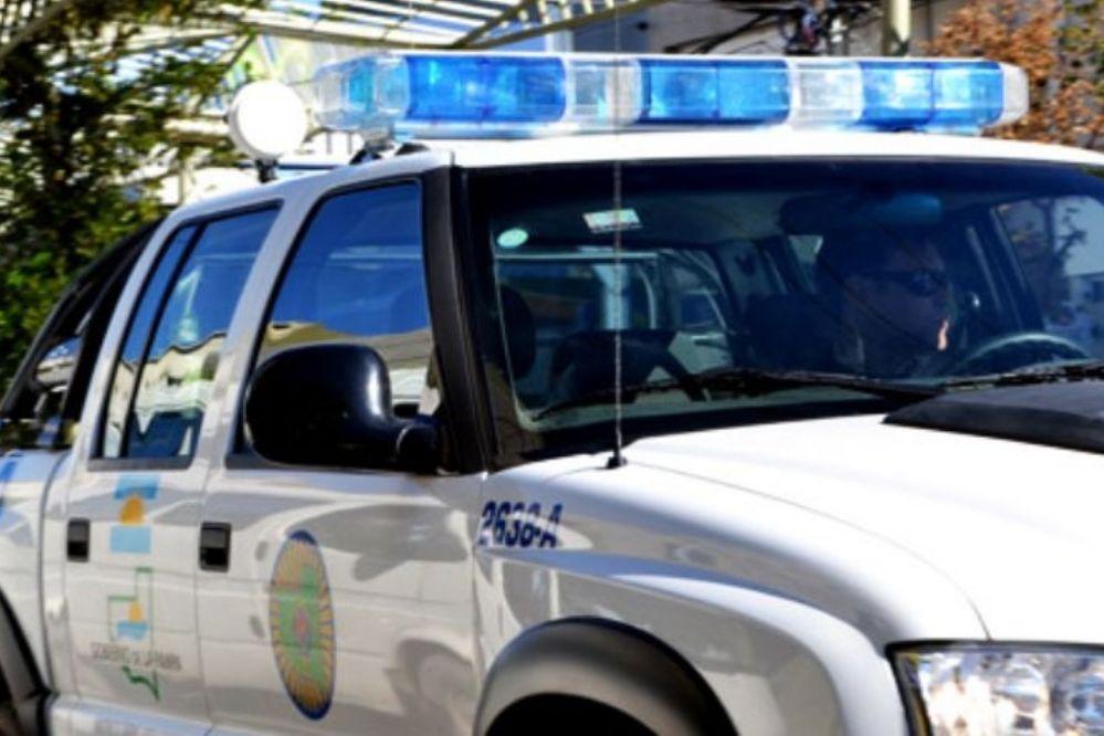 ALLANAMIENTOS EN VICTORICA : Dos detenidos , Secuestraron, drogas, armas , un silenciador   y cabezas de ciervo